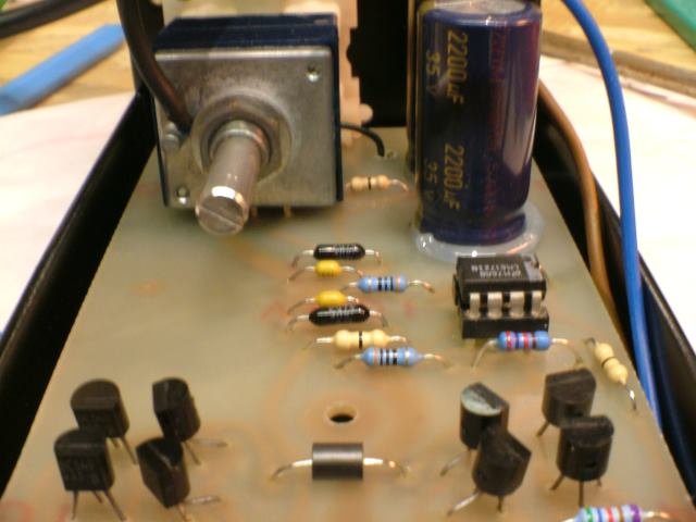 The ugliest headphone amp on the planet?